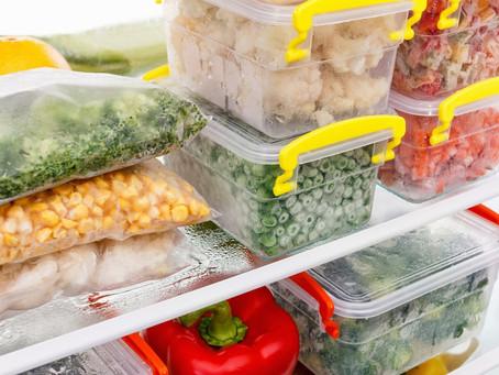 Veja como conservar os alimentos durante a quarentena