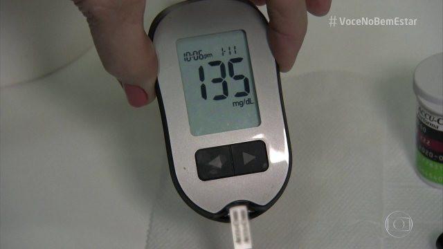 Vivendo bem com diabetes