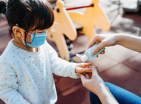 Crianças sem sintomas podem carregar coronavírus por semanas