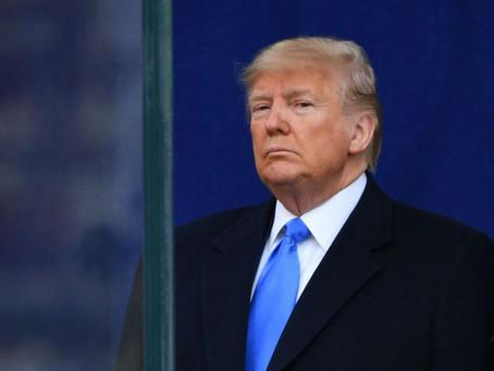Médico de Trump nega boatos sobre dor no peito do presidente