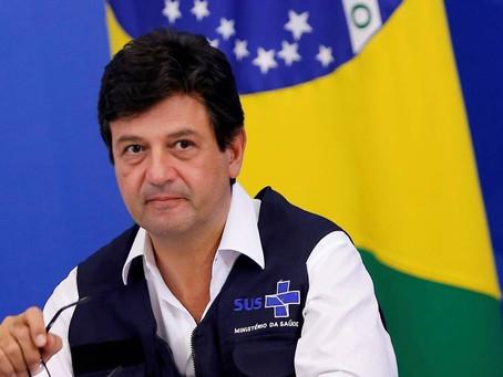"""""""Gestão de Mandetta acabou"""" secretário diz que Ministro aguarda o anúncio de sua demissã"""