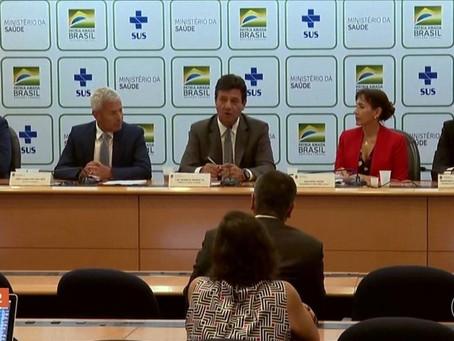 Ministério da Saúde declara transmissão comunitária nacional de Covid-19