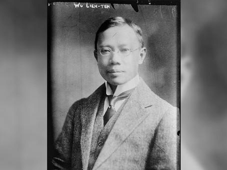 Dr. Wu Lien-teh, o primeiro herói a recomendar máscaras para enfrentar uma pandemia