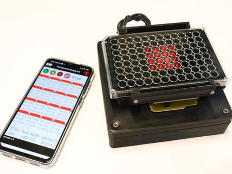 USP desenvolve aparelho para paciente com câncer calcular dose de remédio e evitar efeito colateral