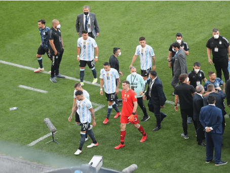 Documento mostra que membro da delegação argentina falsificou declarações sanitárias de jogadores