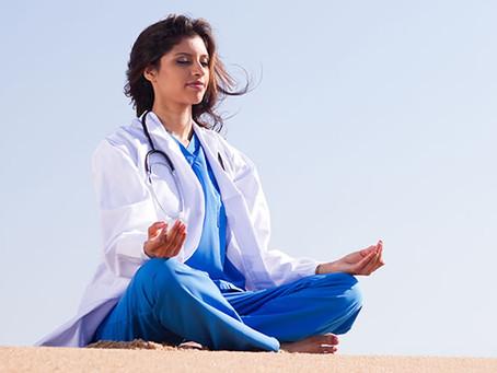 Prefeitura de Uberlândia cria serviço de meditação para profissionais de saúde