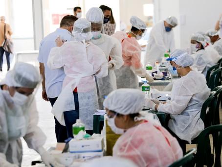 GDF convoca profissionais aprovados em processo emergencial da Saúde