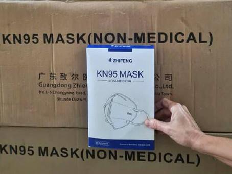 Documento mostra que Saúde comprou máscaras impróprias e com preço acima do mercado