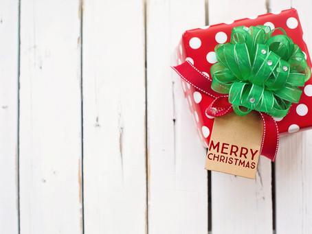Natal – Confira exemplos de presentes saudáveis!