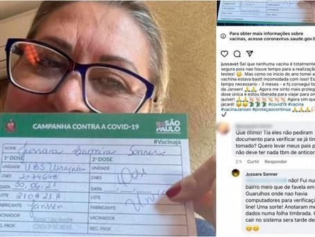 Médicos tomam três doses da vacina contra a Covid-19, e Prefeitura de SP encaminha casos ao Cremesp