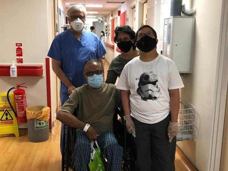Coronavírus: médico salva vida de cirurgião que havia lhe salvado 20 anos antes