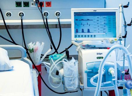 Ladrões roubam respirador a caminho de hospital, em SP