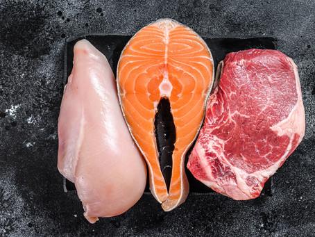 Conheça os diferentes tipos de carne e os seus benefícios à saúde