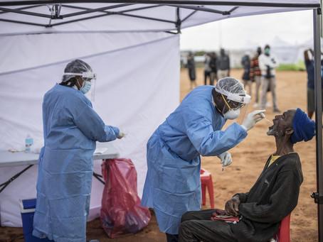 África ultrapassa marca de 200 mil mortes por Covid-19