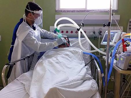 Saúde garante ter medicamentos suficientes para intubação no DF