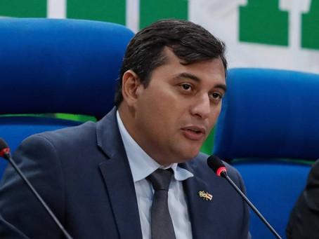 PF faz buscas contra governador do Amazonas sobre desvio de verbas de combate à Covid