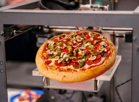 Você comeria? Pesquisadores criam ingredientes para imprimir comida em 3D
