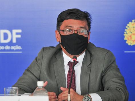 Secretário de Saúde do DF, Osnei Okumoto é exonerado do cargo
