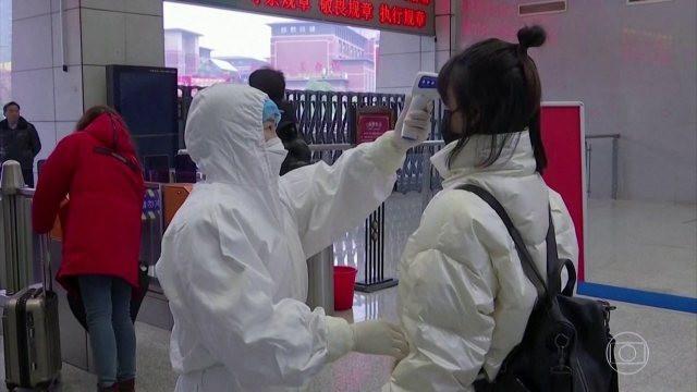 Europa registra primeiras infecções por coronavírus e EUA confirmam 2º caso