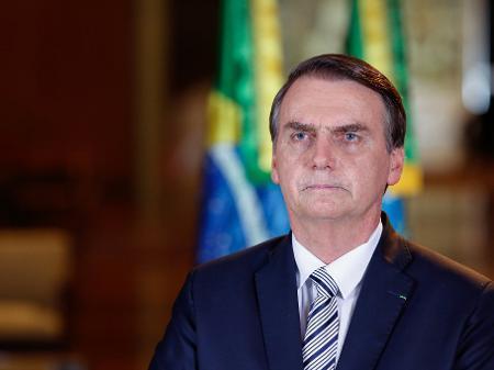"""Bolsonaro: """"Não sou médico; pelo que ouvi outras gripes mataram mais"""""""