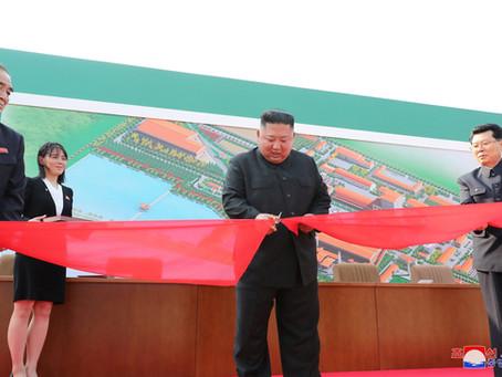 Trump comemora reaparição de Kim após rumores sobre estado grave de saúde