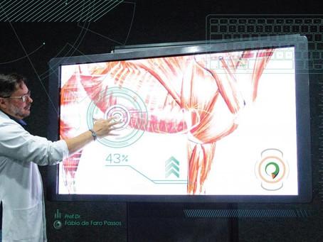 Faculdades de medicina apostam em simuladores digitais 3D como alternativa ao uso de cadáveres
