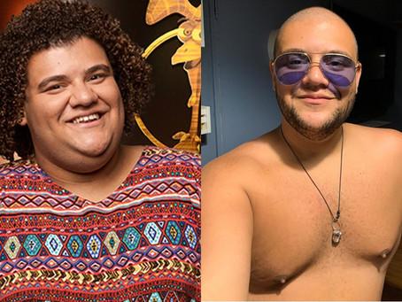 """Gominho perde 46kg sem cirurgia: """"Mudei minha vida"""""""