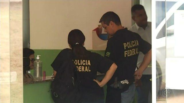 Médico e ex-secretários são presos em operação da PF