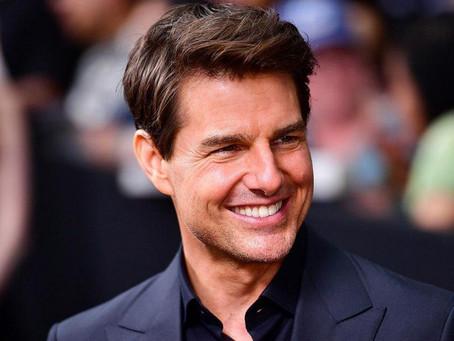Tom Cruise briga com equipe por furar protocolos contra Covid-19