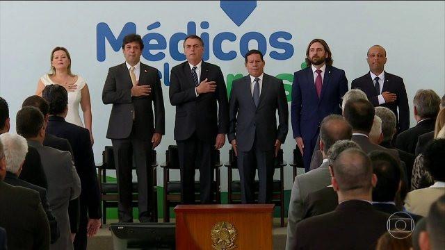 Programa que vai substituir Mais Médicos é lançado em Brasília