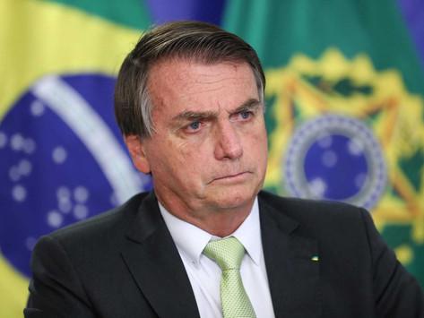Bolsonaro veta distribuição gratuita de absorvente feminino