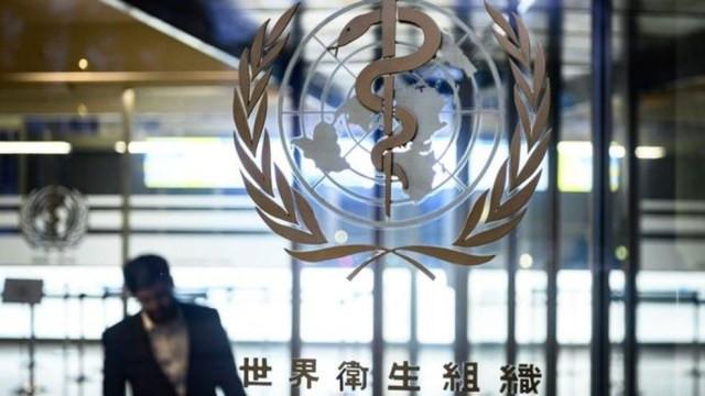Sede da OMS em Geneva, que recebeu conferência sobre pesquisas abordando o novo coronavírus; recomendações de prevenção da organização internacional focam em medidas de higiene — Foto: FABRICE COFFRINI/AFP VIA GETTY IMAGES/BBC