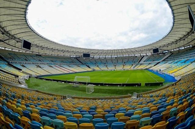 Maracanã — Foto: Reprodução