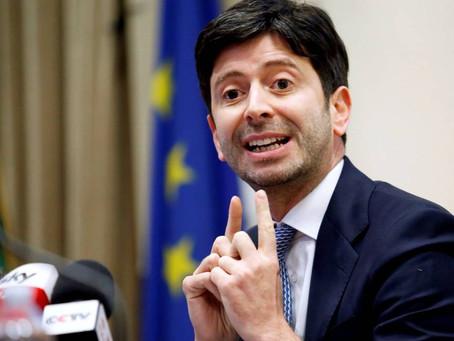 No G20 da Saúde,Itália defende envio de vacinas para mais pobres