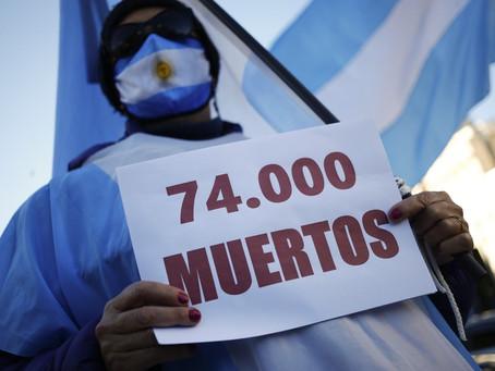 Copa América: os argumentos da Argentina para recusar a competição no país