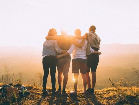Como os amigos podem fazer bem ou mal para sua saúde