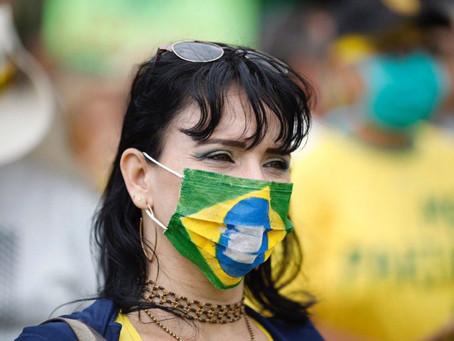 Brasil tem 621 casos confirmados de Covid-19 e seis mortes