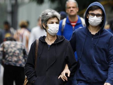 Coronavírus: mais da metade dos brasileiros está em algum grupo de risco