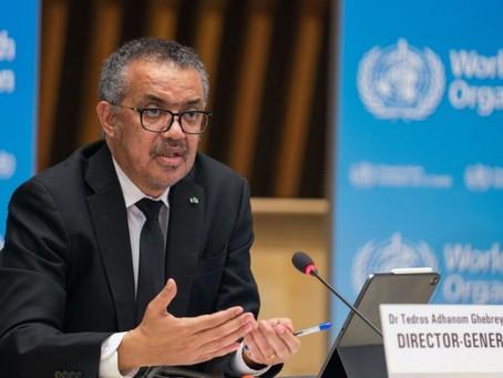 OMS pede alinhamento entre poderes no Brasil na condução da pandemia