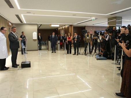 Médicos liberam Bolsonaro para Assembleia Geral da ONU em Nova York