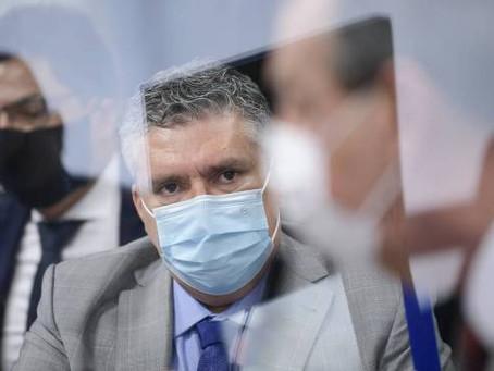 'Gabinete paralelo' da Saúde tinha ligação com Prevent Senior, diz documento