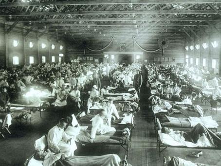 As grandes epidemias ao longo da história