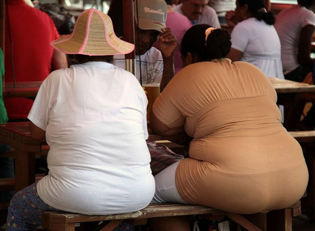Obesidade é fator de risco para Covid independentemente de outros fatores como idade ou doenças