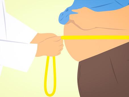 Sensação de saciedade aumenta mais lentamente em obesos