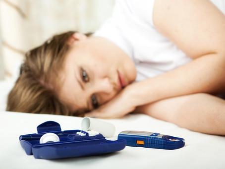 O desafio e a tensão do coronavírus para quem tem diabetes