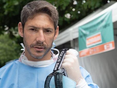 'Me resta perguntar: quando vou me infectar?', diz médico de hospital em Niterói, que pr