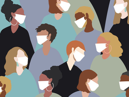 #ÉFakeNews?: Máscaras descartáveis não protegem totalmente contra o coronavírus?