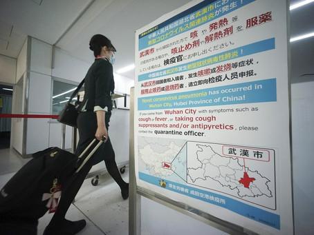 Japão confirma primeiro caso interno de transmissão de coronavírus