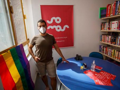 ONG oferece acolhimento jurídico e de saúde mental para pessoas LGBTI+, em Porto Alegre