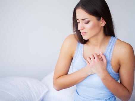 Ansiedade pode causar sintomas que se assemelham aos do infarto, alerta especialista